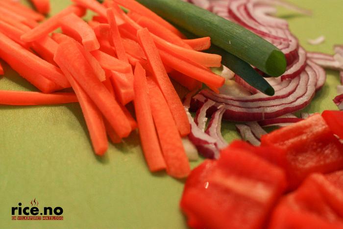 biff grønnsaker
