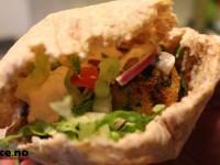Hva vet du om falafel og kebab på t-banen?