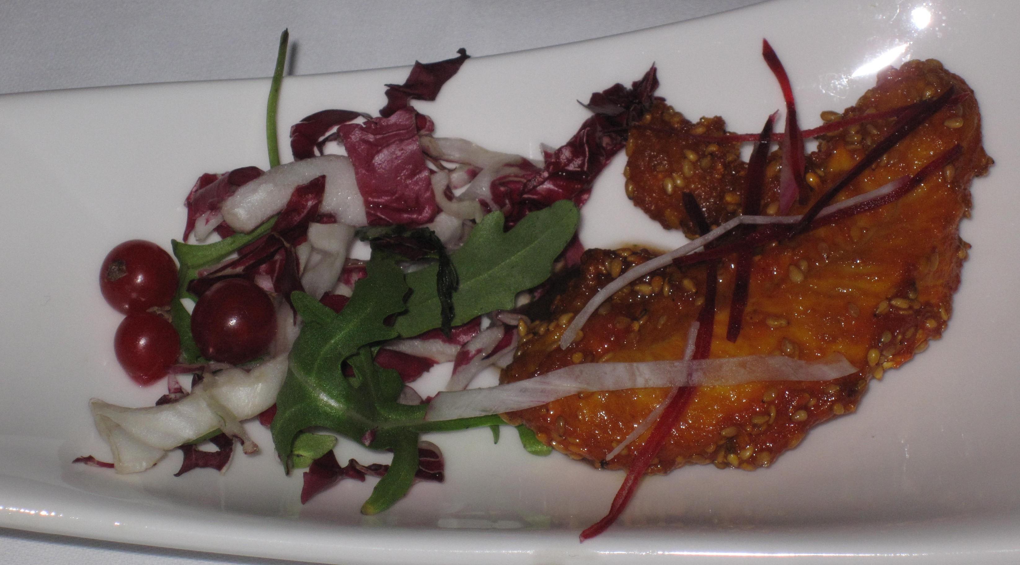 Agra forrett kylling