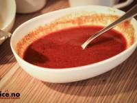 Tamilsk chillimarinade
