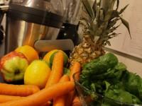 Gjør deg selv godt rustet for vintermørket, hell på med ferske frukt og grønnsaker!